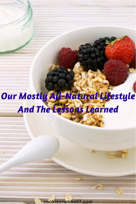 My family live a mostly all-natural lifestyle. The dietary and lifestyle changes we've made have taught me a few things and been very beneficial for all of us. Read the full post now!