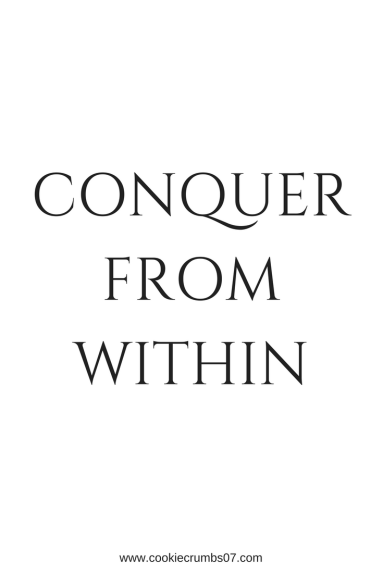 You can conquer anything once you conquer your demons from within. See where I've been on my Infertility journey and how I came out the other side.
