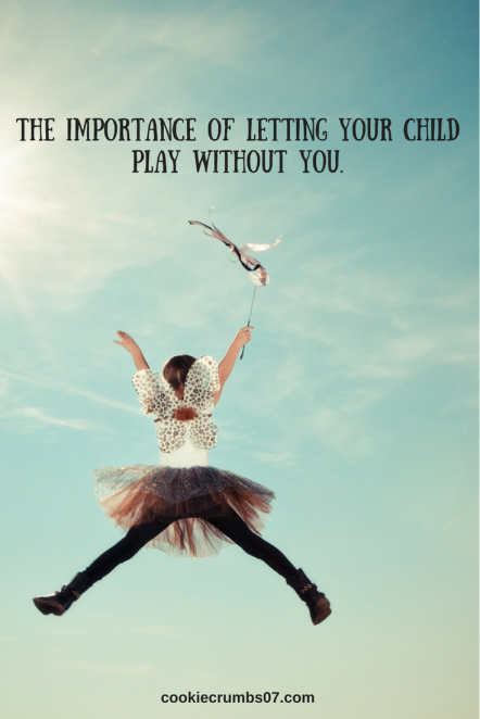 Letting your child play without you does more than give you a moment to yourself. It teaches your child something very important as well. Visit Cookie Crumbs to find out just how important independent play is to your child's growth.