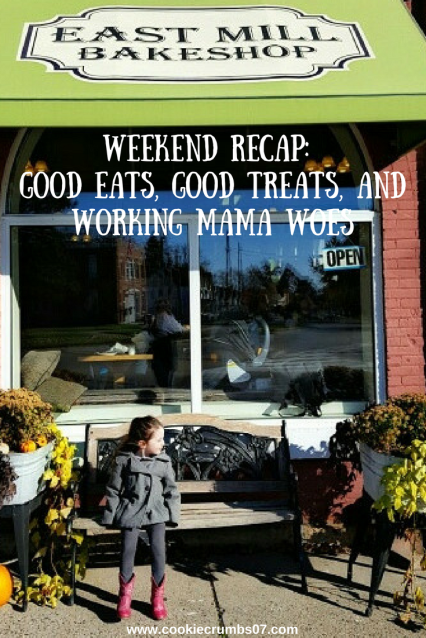 The East Mill Bakeshop in Dubuque, Iowa was the perfect weekend stop. We couldn't wait to sample the amazing goodies. Read the full details on the blog!